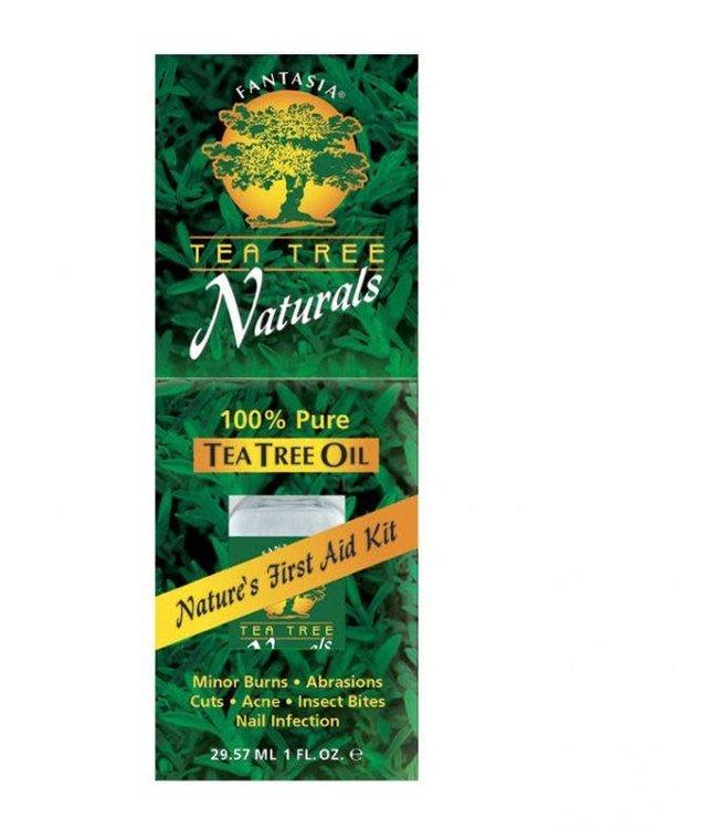 Fantasia Tea Tree Naturals 100% Tea Tree Oil 1oz