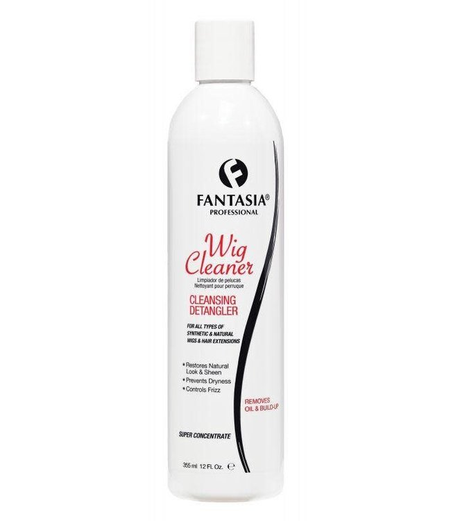 Fantasia IC Wig Cleaner Cleansing Detangler 12oz