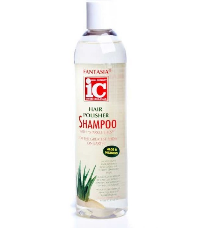 Fantasia IC Hair Polisher Shampoo 12oz