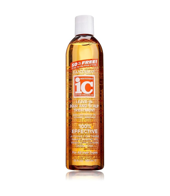 Fantasia IC Leave-In Hair And Scalp Treatment 12oz