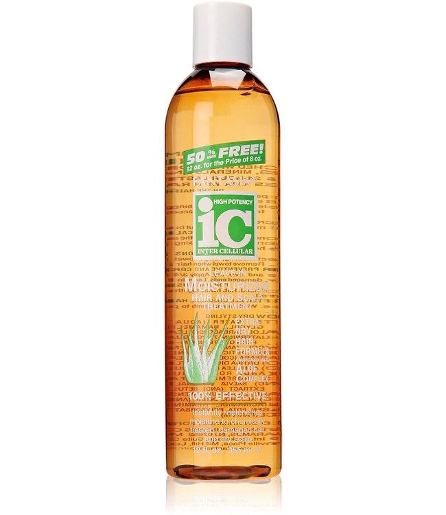 Fantasia IC Leave-In Moisturizer Hair And Scalp Treatment Aloe 12oz