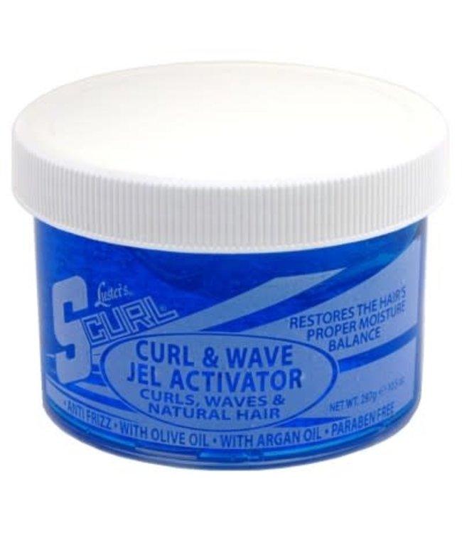 Luster's S-Curl Curl & Wave Jel Activator 10.5oz