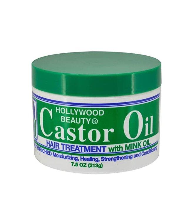 Hollywood Beauty Castor Oil Hair Treatment 7.5oz