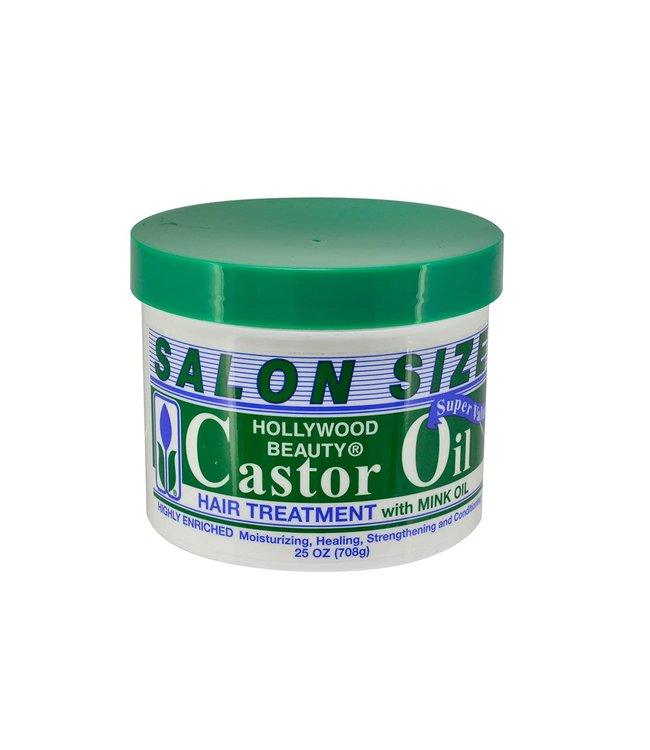 Hollywood Beauty Castor Oil Hair Treatment 25oz