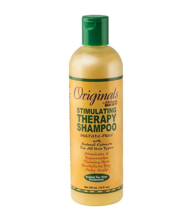Africa's Best Organic Stimulating Therapy Shampoo 12oz