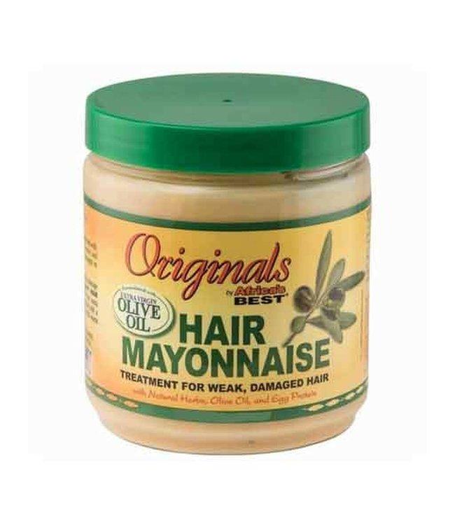 Africa's Best Organic Hair Mayonnaise 15oz