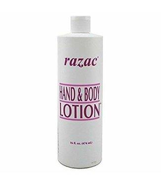 Razac Hand & Body Lotion 16oz