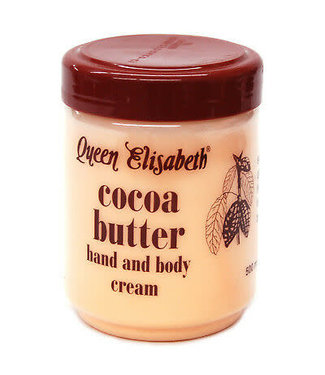 Q Elisabeth Cocoa Butter Hand And Boby Cream 16oz