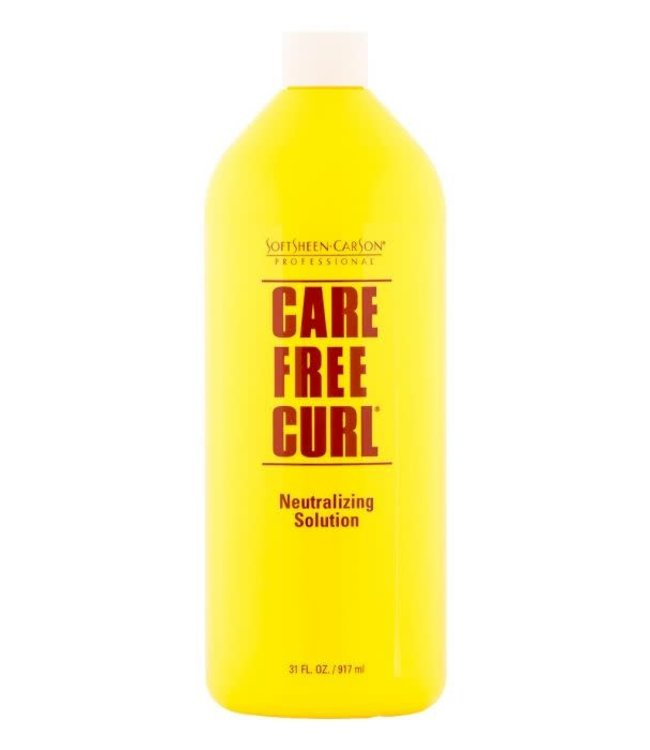 Care Free Curl Neutralizing Solution 32oz