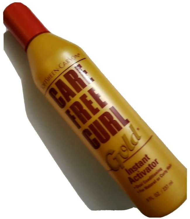 Care Free Curl Gold Instant Activator 8oz