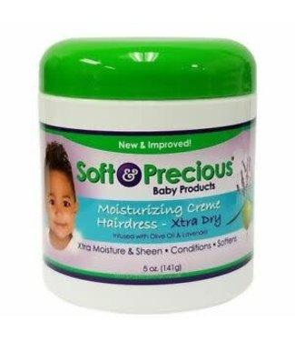 Soft & Precious Moisturizing Creme Hairdess Xtra Dry 5oz