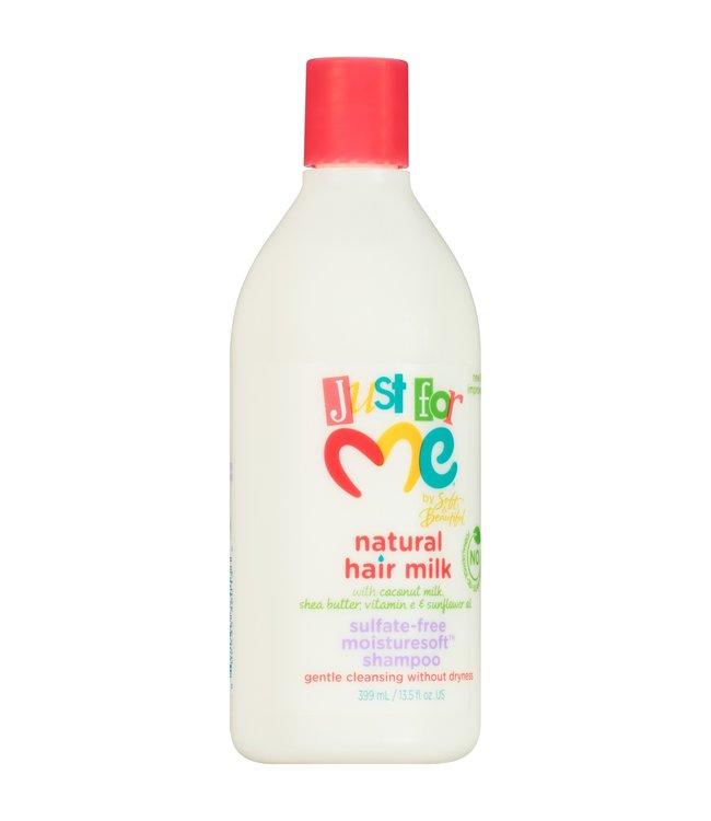 Soft & Beautiful Natural Hair Milk Sulfate-Free Moisturesoft Shampoo13oz