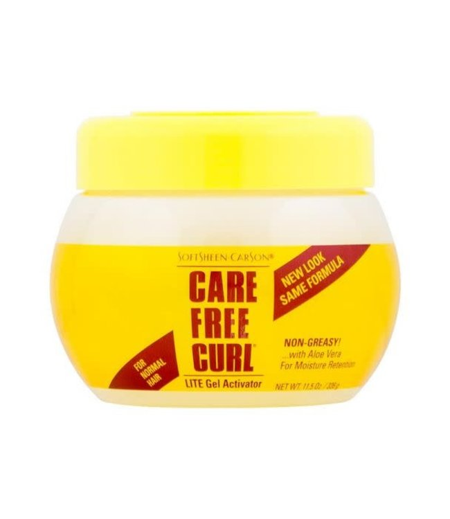 Care Free Curl Lite Gel Activator 11oz