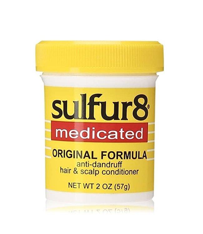 Sulfur 8 Medicated Original Formula H& S Conditioner 2oz