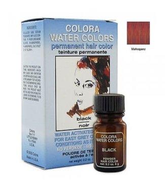 Colora Water Colors Mahogany / Acajou 0.2oz