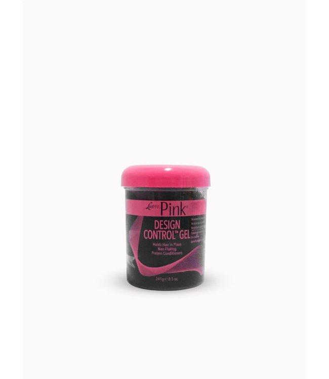 Luster's Lusters Pink Design Control Gel 8.5oz