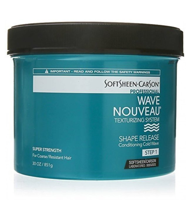 Wave Nouveau Shape Release Coarse/Super 30oz