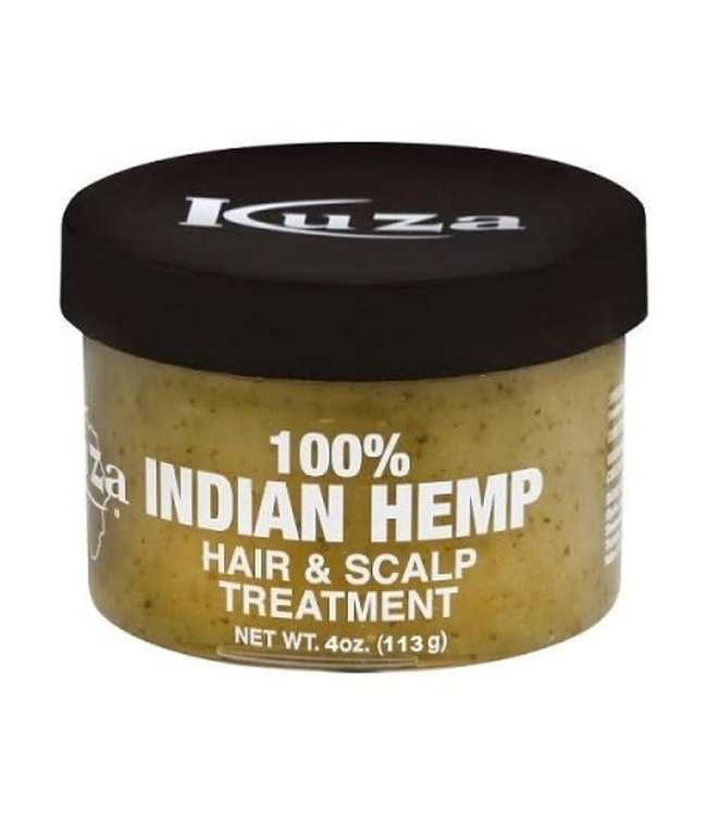 Kuza Indian Hemp Hair & Scalp Treatment 4oz