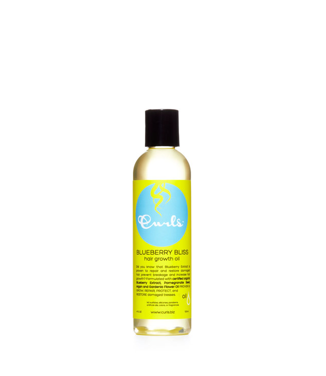 Curls Blueberry Bliss Hair Growth Oil (4oz)