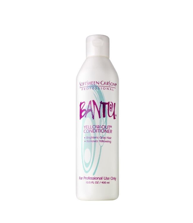 Bantu Yellow Out Conditioner 13.5 oz