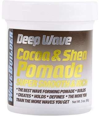 Wave Builder Cocoa & Shea Pomade 3oz