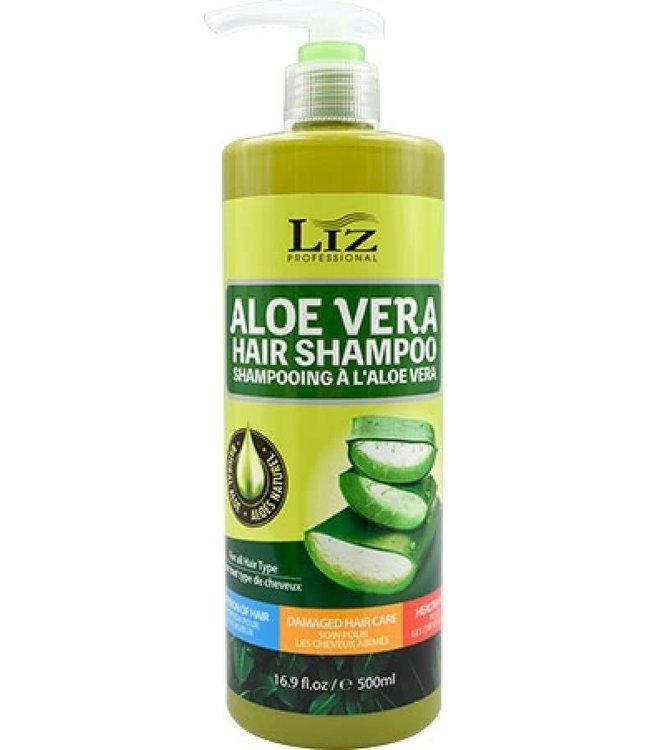 Liz Professional Aloe Vera Hair Shampoo - 16.9oz