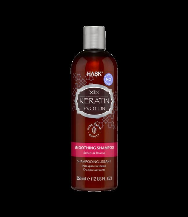 Hask Keratin Protein Smoothing Shampoo 12oz