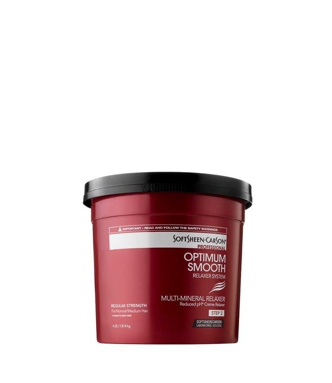 Optimum Smooth Relaxer System Multi-Mineral Relaxer Regular 4lb