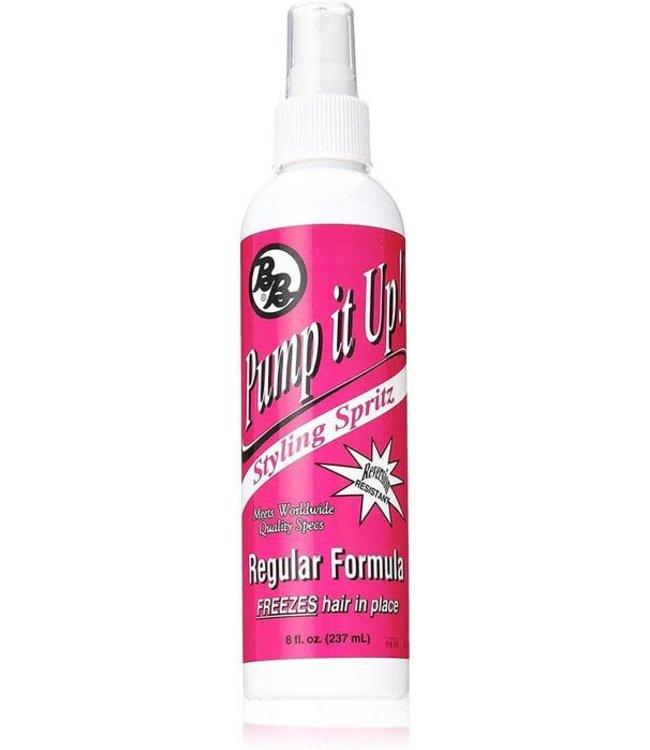 Bronner Bros Pump It Up  Styling Spritz Regular 8oz