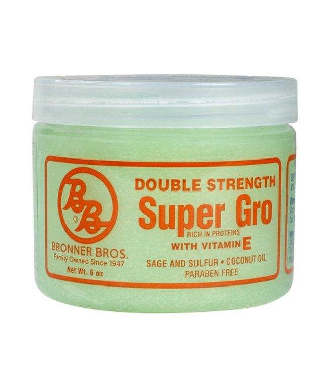 Bronner Bros Super Gro Double Strength 4oz