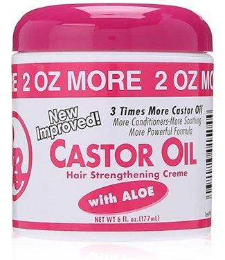 B & B Castor Oil Cream 4oz