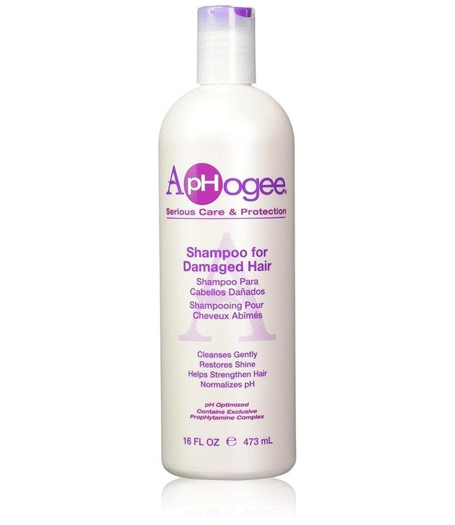 Aphogee Shampoo For Damage Hair  16oz