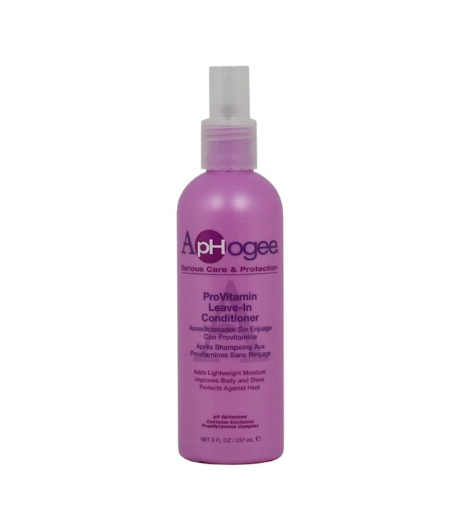 Aphogee Pro Vitamin Leave- In Conditioner 8oz