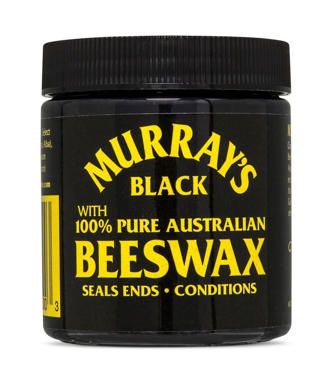 Murray's Black Bees Wax 3.5z