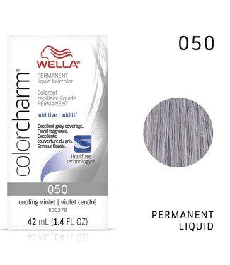 Wella Color Charm Cooling Violet (#050)