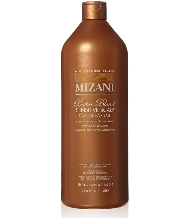 Mizani Butter Blend Sensitive Scalp Balance Hair Bath 33.8oz