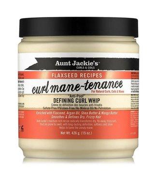 Aunt Jackie's Curl Mane-Tenance Defining Curl Whip 15oz