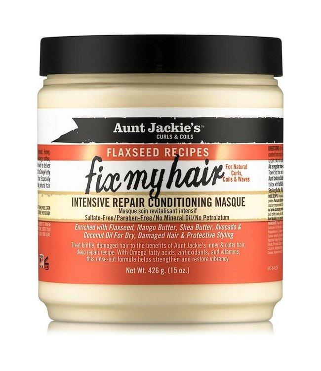 Fix My Hair Intensive Repair Conditioning Masque 426g
