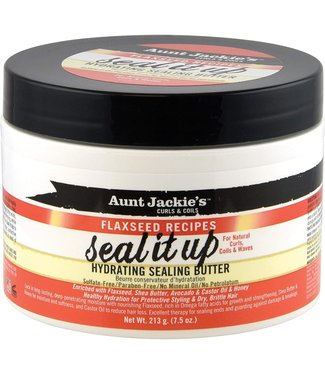 Aunt Jackie's Seal It Up Hydrating Sealing Butter 213g