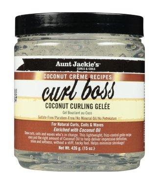 Aunt Jackie's Curl Boss Coconut Curling Gelee 426g