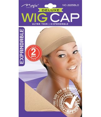 Miracle Magic Collection Wig Cap Beige /Blonde
