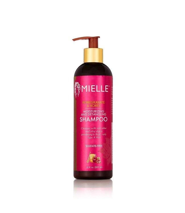 Mielle Organics Pomegranate & Honey Moisturizing and Detangling Shampoo (12oz)