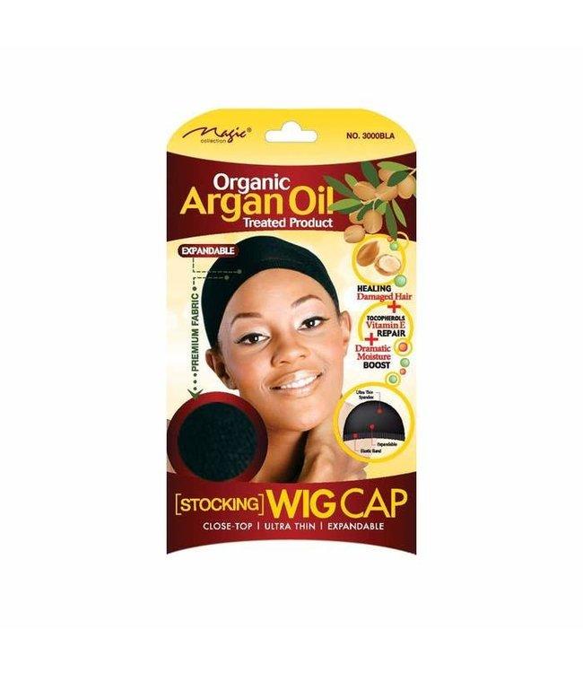 Magic Collection Argan Wig Cap 3000Blk