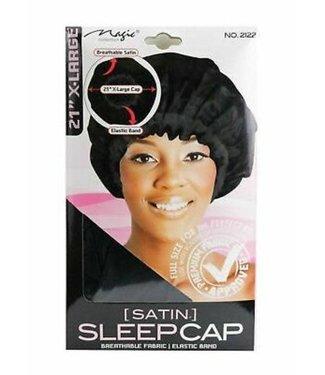 "Magic Collection XL Satin Sleep Cap 2122 21"""