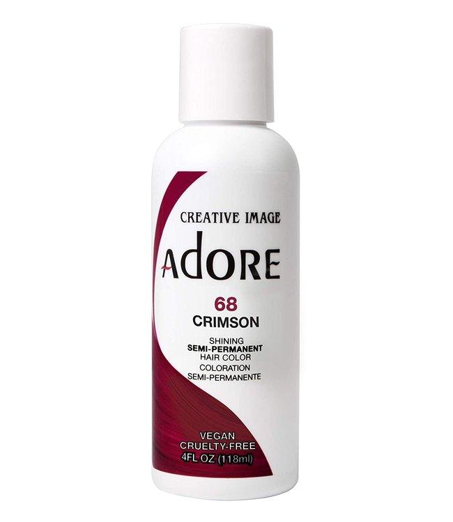 Adore Hair Color #68 - Crimson