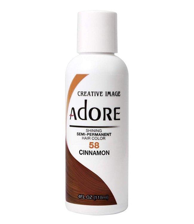 Adore Hair Color #58 - Cinnamon