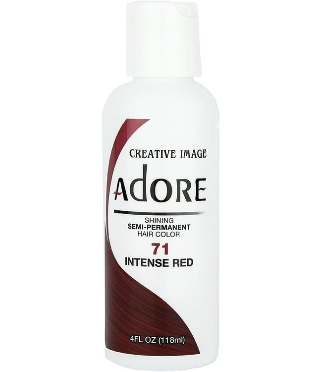 Adore Hair Color #71 - Intense Red