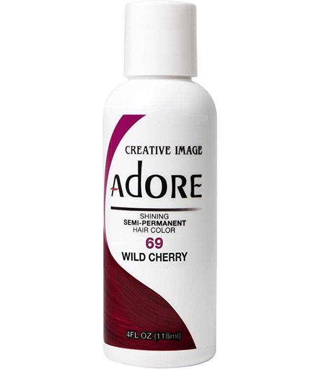 Adore Hair Color #69 - Wild Cherry