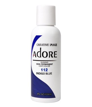 Adore Hair Color #112 Indigo Blue