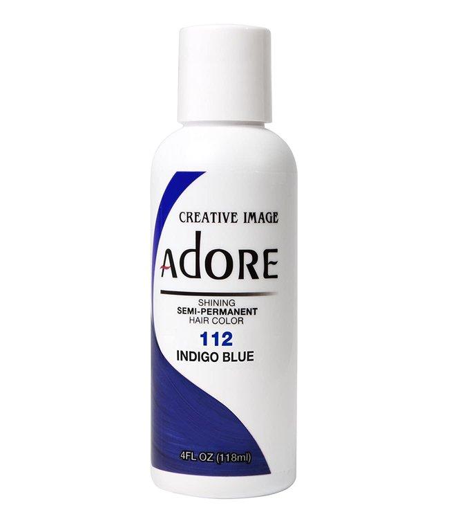 Adore Hair Color #112 - Indigo Blue